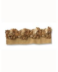 Ruffled Rouche Brass by  Robert Allen Trim