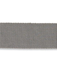Grey Robert Allen Trim Robert Allen Trim Solid Band Silver