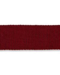 Red Robert Allen Trim Robert Allen Trim Solid Band Cherry