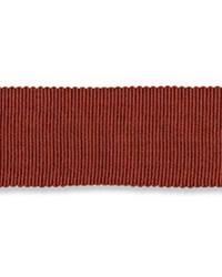Orange Robert Allen Trim Robert Allen Trim Solid Band Rust