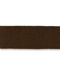 Brown Robert Allen Trim Robert Allen Trim Solid Band Chocolate