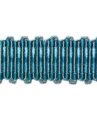 Blue Duralee Trim Duralee Trim DT61298 23 Peacock
