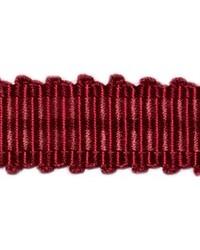 Red Duralee Trim Duralee Trim DT61298 94 Garnet