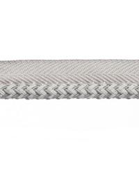 Silver Duralee Trim Duralee Trim DT61747 248 Silver
