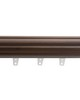Fabricut Curtain Rods H2561F CHERRY 20