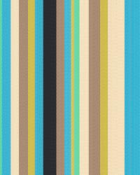 Eos Stripe Turquoise by