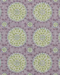 Suzani Fabric  Bulverde Hyacinth