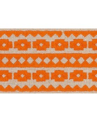 Talitha Tape Orange On Natural by