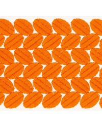 Berkeley Tape Orange by  Schumacher Trim