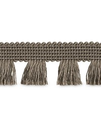 Bell Fringe Taupe by  Schumacher Trim