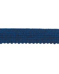 Blue Schumacher Trim Schumacher Trim Eubie Lip Cord Navy