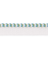 Bolander Cord Aqua by  Schumacher Trim