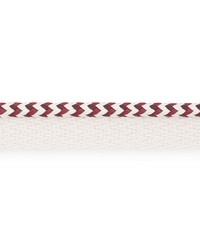 Bolander Cord Berry by  Schumacher Trim