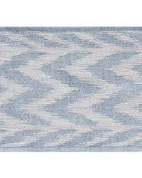 Chevron Woven Tape Sky by