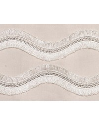 Ogee Embroidered Tape Blush by