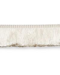 Francois Silk Brush Fringe Ivory by