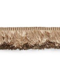 Francois Silk Brush Fringe Sand by
