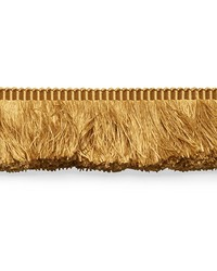 Francois Silk Brush Fringe Gold by