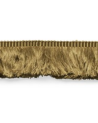Francois Silk Brush Fringe Olive by