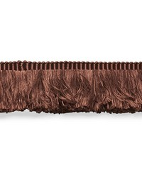 Francois Silk Brush Fringe Brown by