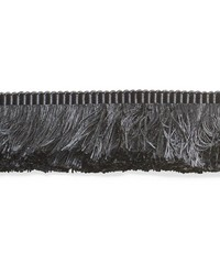 Francois Silk Brush Fringe Black by