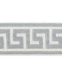 Etienne Silk Greek Key Cloud by