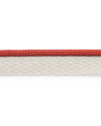Coleman Lip Cord Red by