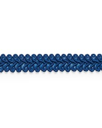 Astor Braid Navy by  Schumacher Trim