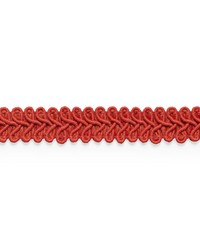 Astor Braid Red by  Schumacher Trim