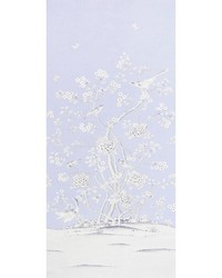 Chinois Palais Lavender by  Schumacher Wallpaper