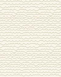 Waves Sand by  Schumacher Wallpaper