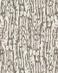 Tree Texture Mocha by  Schumacher Wallpaper