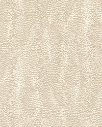 Drizzle Natural by  Schumacher Wallpaper