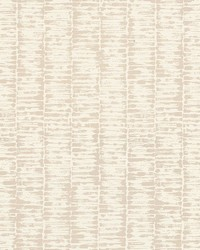 Variations Oyster by  Schumacher Wallpaper