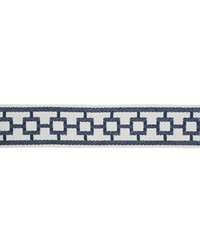 03320 Navy Tape Braid by
