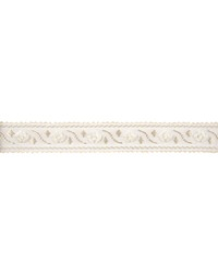 03615 Porcelain Tape Braid Beaded Trim by