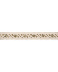 03615 Cream Tape Braid Beaded Trim by