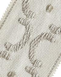 Beige Fabric Trim Border  01872 Fawn