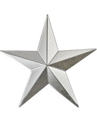 Wishmaker Antiqued 18-Inch Mirrored Star Wall Decor by