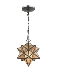 Moravian Star Pendant - Bronze by