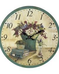 Bouquet Clock by