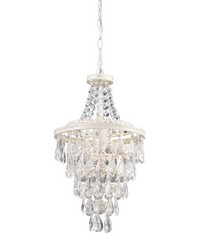 Clear Crystal Pendant Lamp by