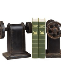 Industrial Book Press Book Ends by