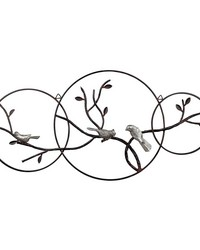 Birds On A Branch Wall Decor by