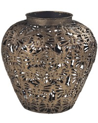 Rainford-Butterfly Filigree Planter by