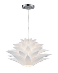Inshes-1Light Mini Pendant Lamp 9in by