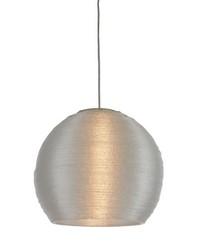 Telford Silver Spun Acrylic Pendant by