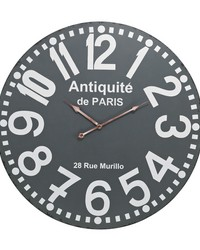 Antique Wall Clock by