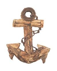 Islamorada 23-Inch Driftwood Anchor by