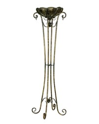 Tall Fujian Plant Stand by